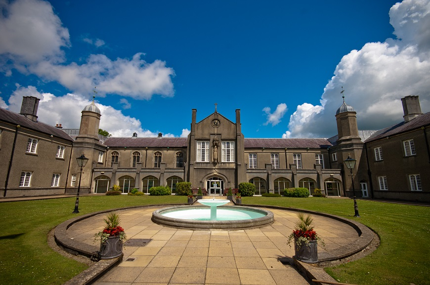 image of the Quad at UWTSD Lampeter