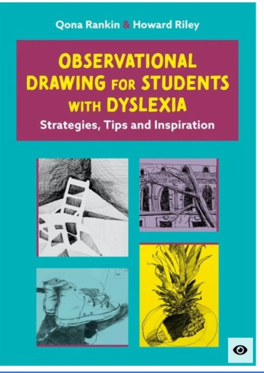 UWTSD Professor Emeritus Howard Riley has published a new book that aims to help dyslexics and all students of art improve their drawing skills.